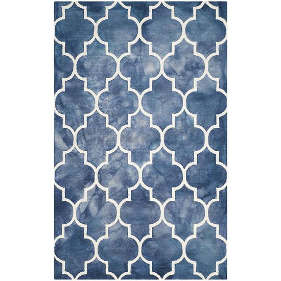 Safavieh Dip Dye Collection Sierra Geometric Area Rug