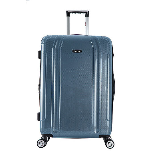 InUSA Southworld Lightweight Hardside 23 Inch Spinner Luggage
