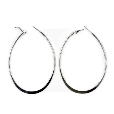 Arizona 75mm Hoop Earrings