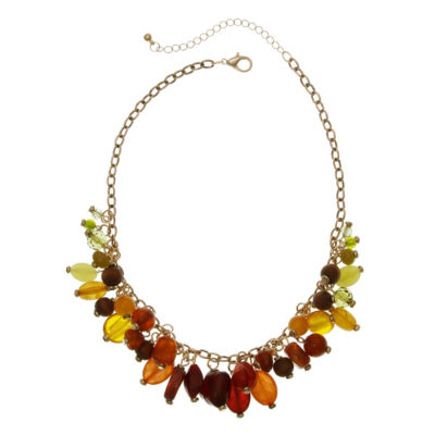 Mixit 6.25 Mixit Color Beaded Necklace