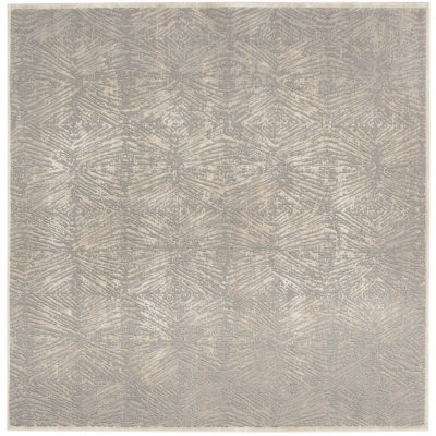Safavieh Meadow Collection Felicity Abstract Square Area Rug