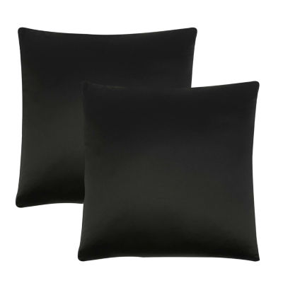 Lionel Richie Black 2-Pack Euro Shams