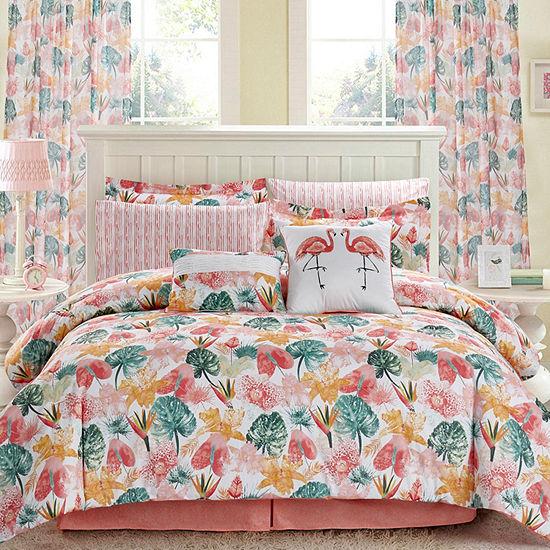 Sara B. Calypso 2-Piece Decorative Pillow Set