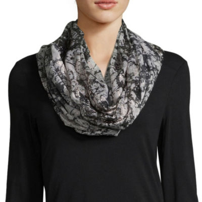 Mixit Infinity Abstract Scarf