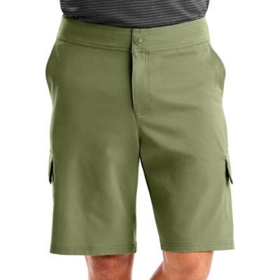 Hanes Sports Woven Cargo Shorts