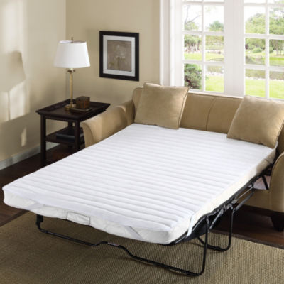 Madison Park Essentials Frisco MicroFiber Sofa Bed Mattress Pad JCPenney