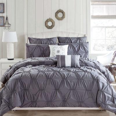 Kensie Akita 8-Piece Comforter Set