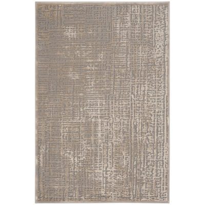 Safavieh Meadow Collection Serenity Abstract AreaRug