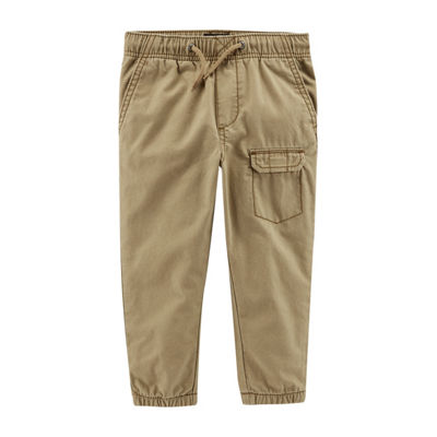 Oshkosh Woven Jogger Pants - Toddler Boys