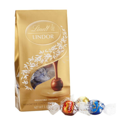Lindor Assorted Chocolate Truffles - 5.1 oz - 3 Pack