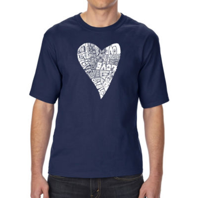 Los Angeles Pop Art Boy's Raglan Baseball Word Art T-shirt - POPULAR NEIGHBORHOODS IN QUEENS NY
