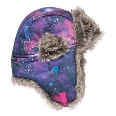 WinterProof Girls Cold Weather Hoods-Big Kid