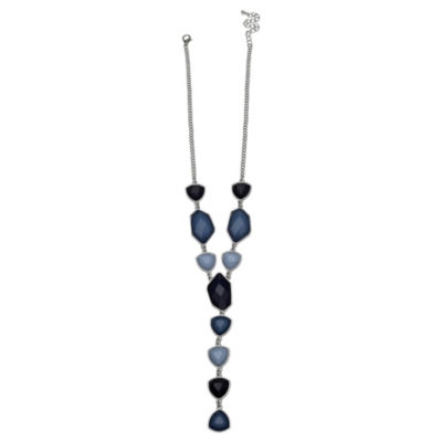 Mixit Womens Y Necklace