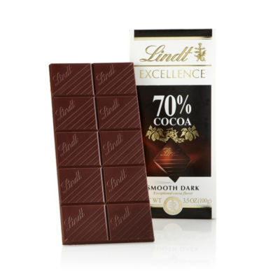 Lindt Excellence 70% Cocoa Bar - 3.5 oz - 12 Count