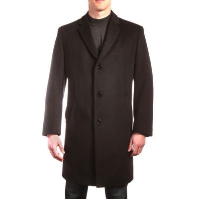 Jean Paul Germain Jeffrey Wool Blend Topcoat