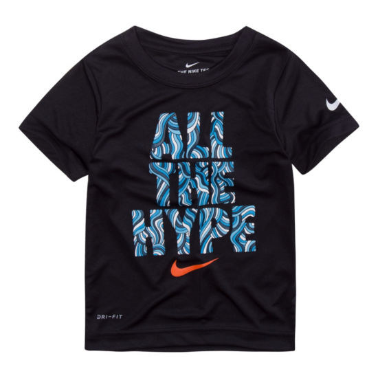 Nike Graphic T-Shirt-Toddler Boys
