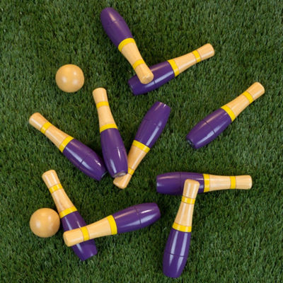 Hey! Play! Lawn Bowling Indoor/Outdoor Game