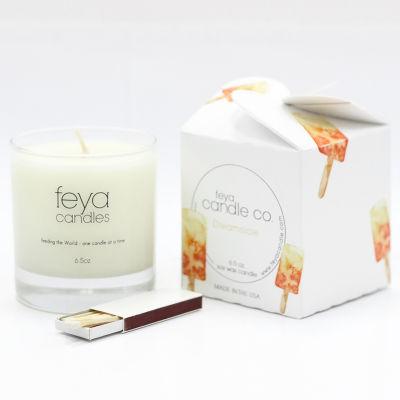 Feya Candle 6.5oz Dreamsicle Soy Candle