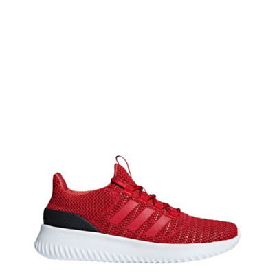 adidas Adidas Cloudfoam Ultimate Mens Lace-up Running Shoes