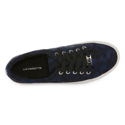 Liz Claiborne Warwick Womens Sneakers Lace-up