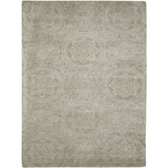 Amer Rugs Serendipity AC Hand-Tufted Wool and Viscose Rug