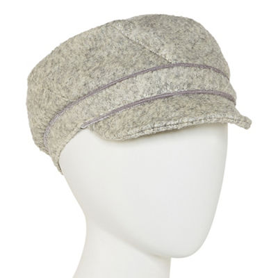 August Hat Co. Inc. Boucle Embroidered Cadet Hat