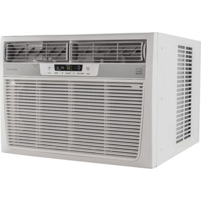 Frigidaire 18000 BTU 230V Window-Mounted Median Air Conditioner with Temperature Sensing Remote Control