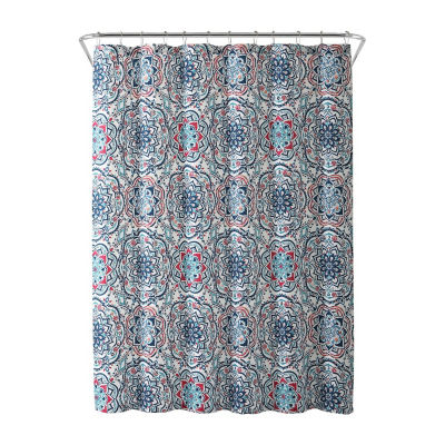 Inspired Surroundings Leila Shower Curtain