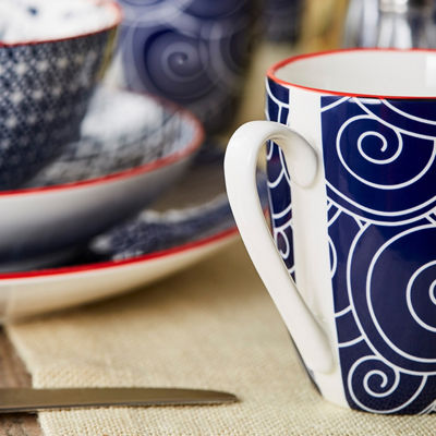 Gaia Tablescapes 4-pc. Coffee Mug