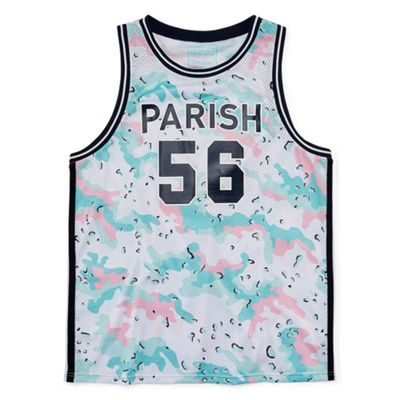 Parish Tank Top Big and Tall