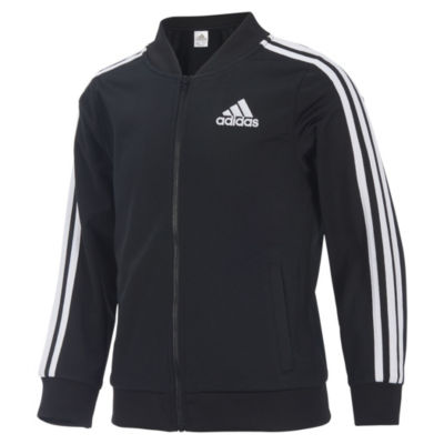 adidas Girls Lightweight Bomber Jacket - Preschool