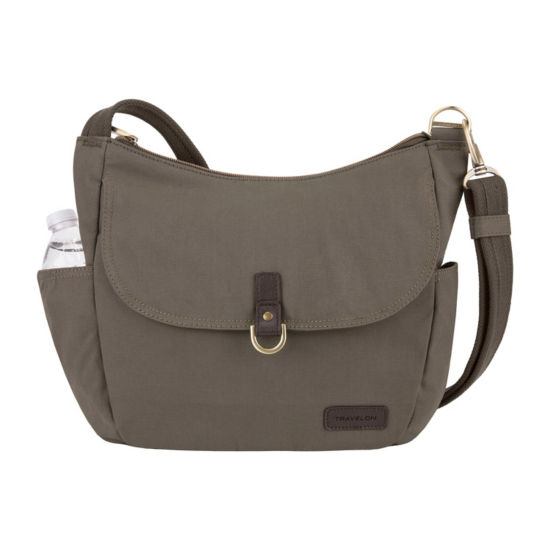 Travelon Anti-Theft Bucket Hobo Bag