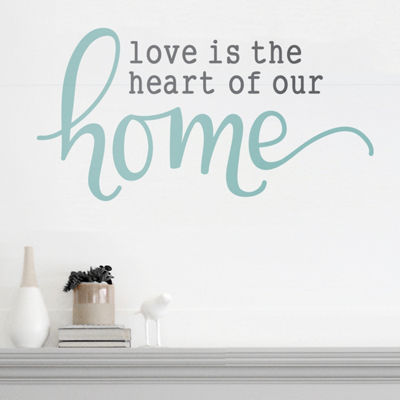 New View New View Home Wall Letters Wall Decal