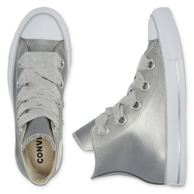 Converse Chuck Taylor All Star Big Eyelets High-Top Womens Sneakers