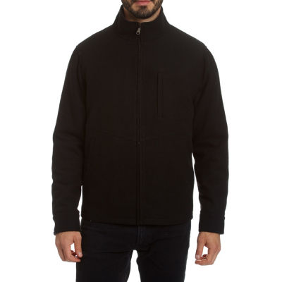 Excelled Water Resistant Wool Blend Jacket