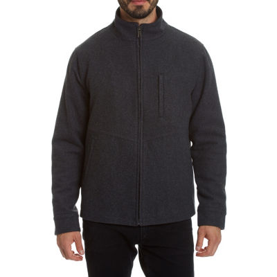 Excelled Water Resistant Wool Blend Jacket
