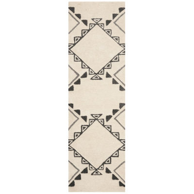 Safavieh Casablanca Collection Ulysses Geometric Runner Rug