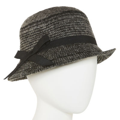 Mixit Two Tone Cloche Hat