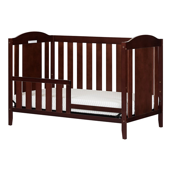 Angel Crib with Toddler Rail
