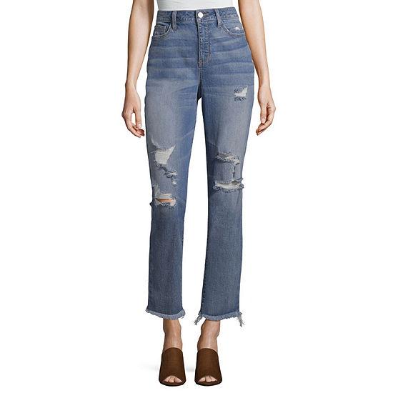 Ana High Rise Vintage Straight Jean Tall