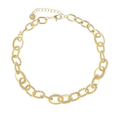 Liz Claiborne 18 Inch Chain Necklace