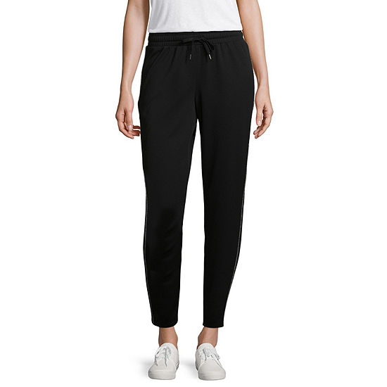 St. John's Bay Active Womens Mid Rise Track Pant