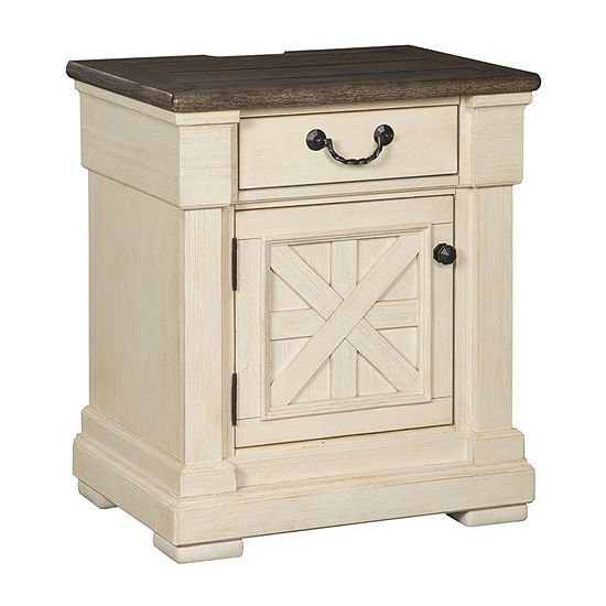 Signature Design by Ashley® Roanoke 1 Drawer Nightstand
