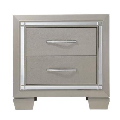 Picket House Furnishings Glamour Platform Storage 4-pc. Bedroom Set
