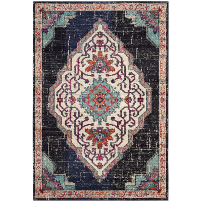 Safavieh Monaco Collection Ilean Oriental Square Area Rug
