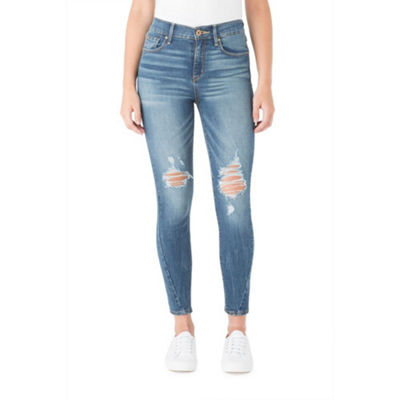 DENIZEN from Levi's High-Rise Ankle Jeggings-Juniors