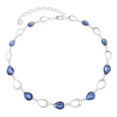 Gloria Vanderbilt Womens Collar Necklace