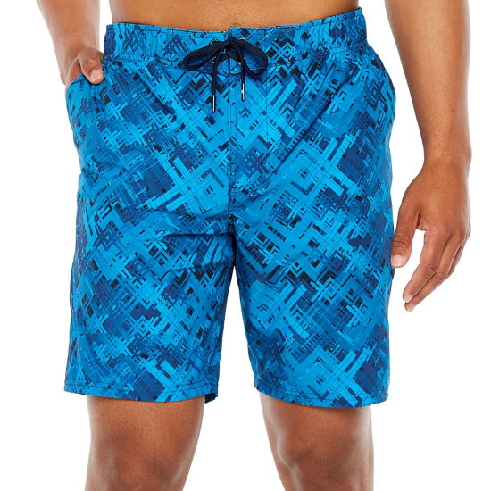 Zeroxposur Abstract Board Shorts