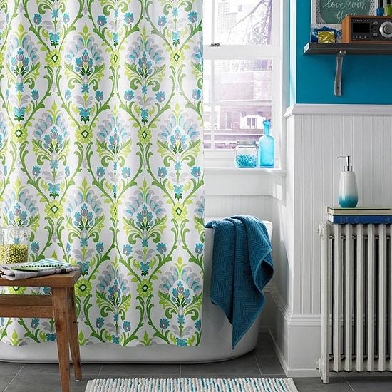 Queen Street Palmetto Shower Curtain