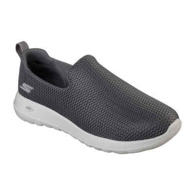 Skechers Go Walk Max Mens Walking Shoes Slip-on Extra Wide Width